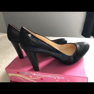 Working lady heels